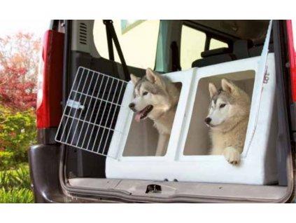 imac prepravni box na psy do auta dog2 3 jak vypada