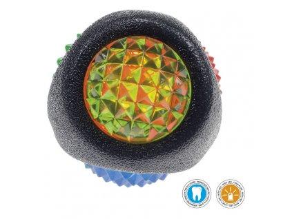 IMAC micek hracka na cisteni zubu pro psy LED nahled
