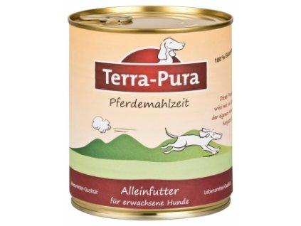 terra pura pferdemahlzeit konzerva pro psy 800g