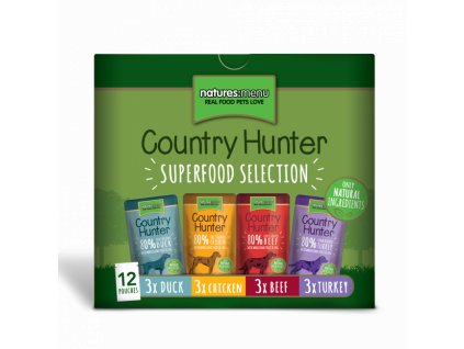 country hunter kapsicky multipack box