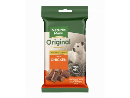 natures menu original real meat treats kureci
