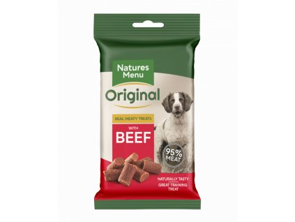 natures menu original real meat treats