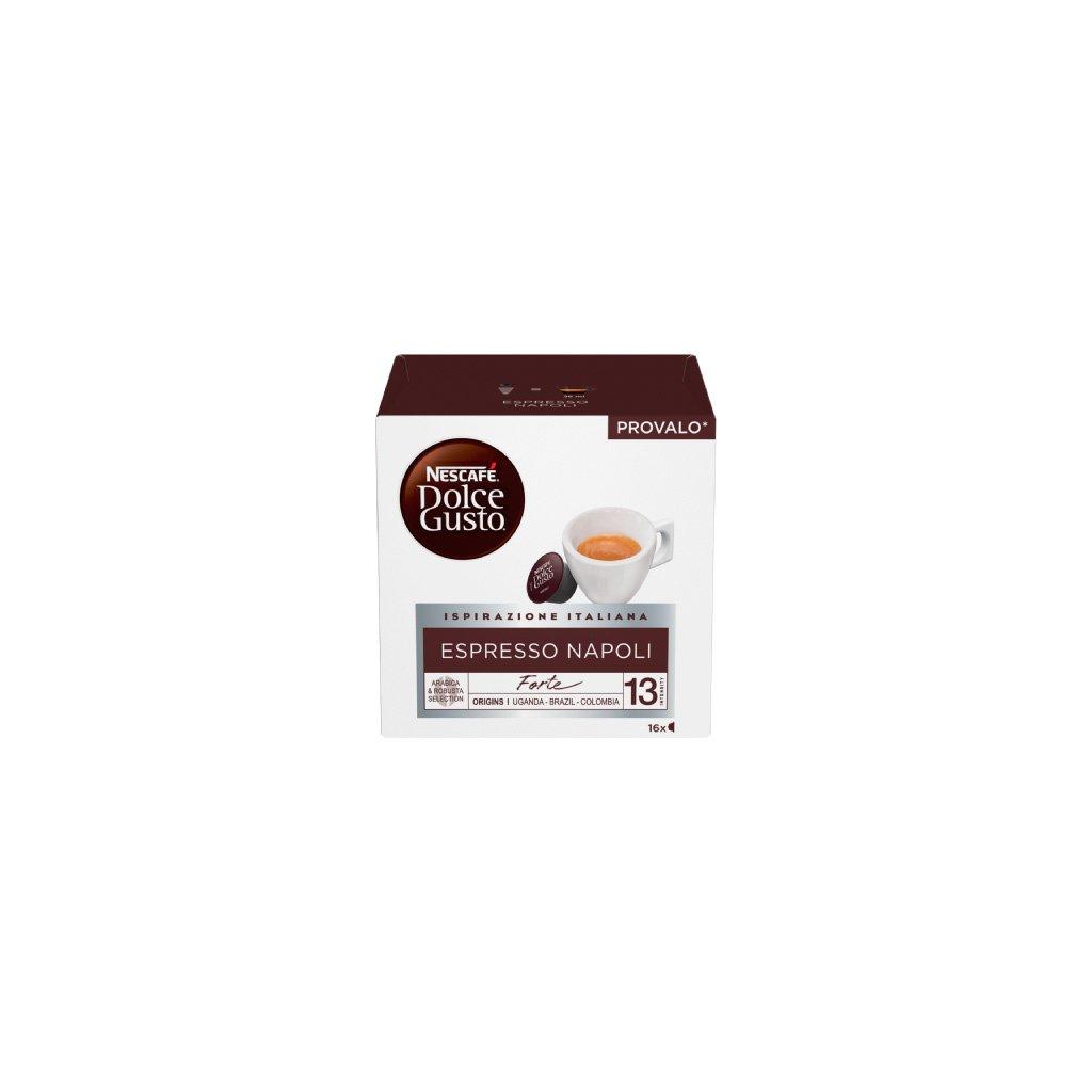 espresso napoli 16 capsule nescafe dolce gusto