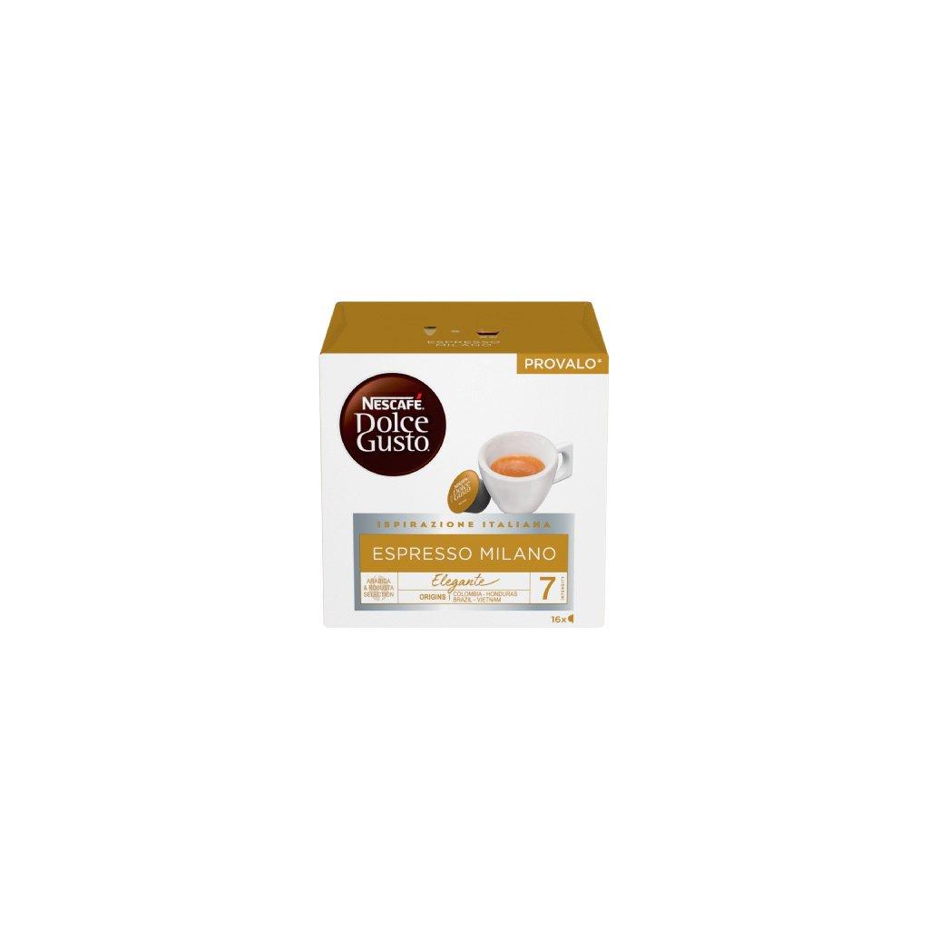 espresso milano 16 capsule nescafe dolce gusto