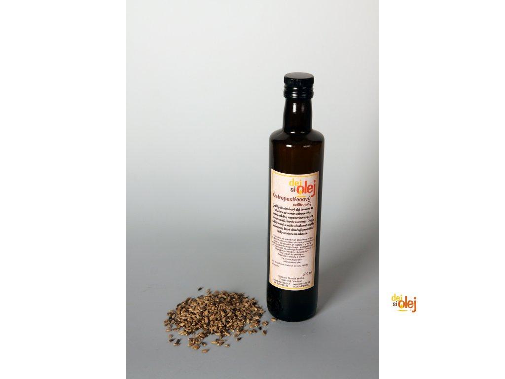Ostropestřecový olej 2