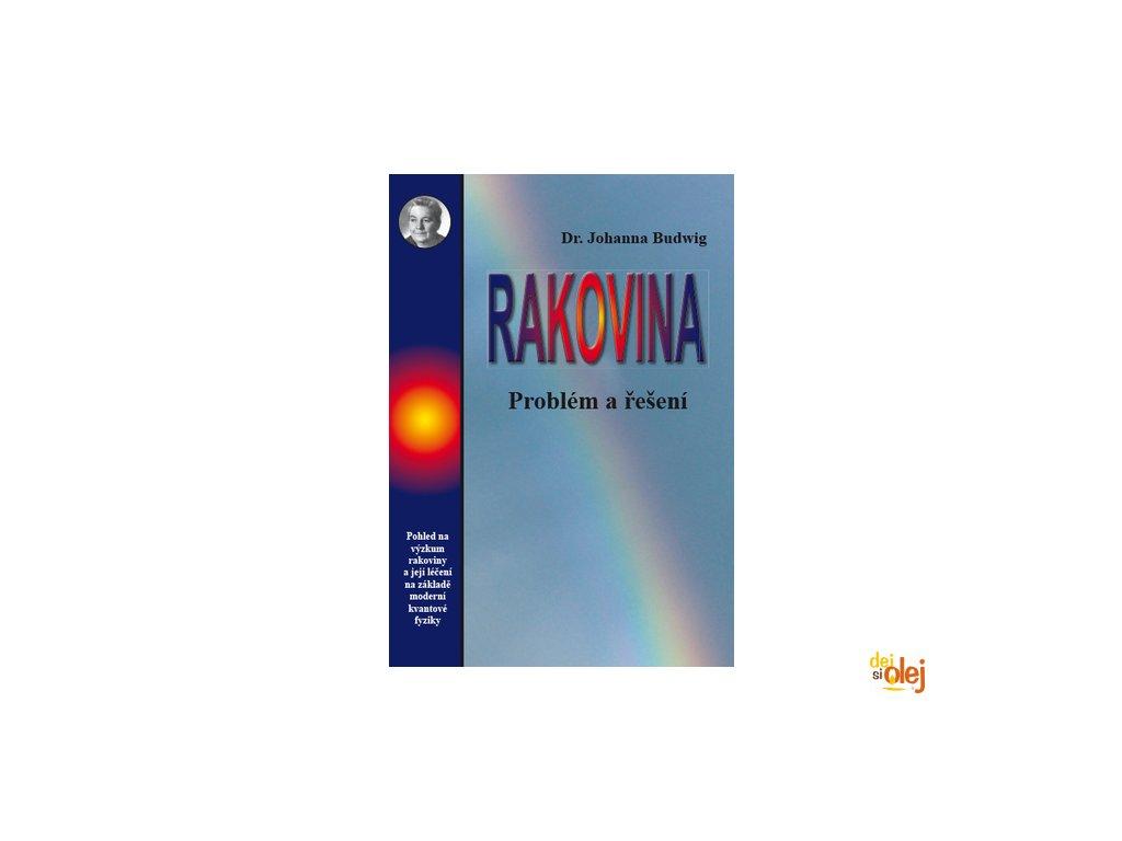 Dr. Johanna Budwig Rakovina problém a řešení