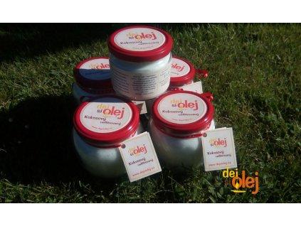 Produkt kokosový olej (www.dejsiolej.cz)