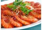 Krevety - mražené
