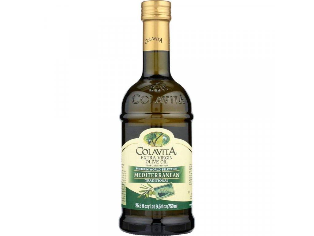 Olivový olej extra virgin Colavita IT - 1l SKLO