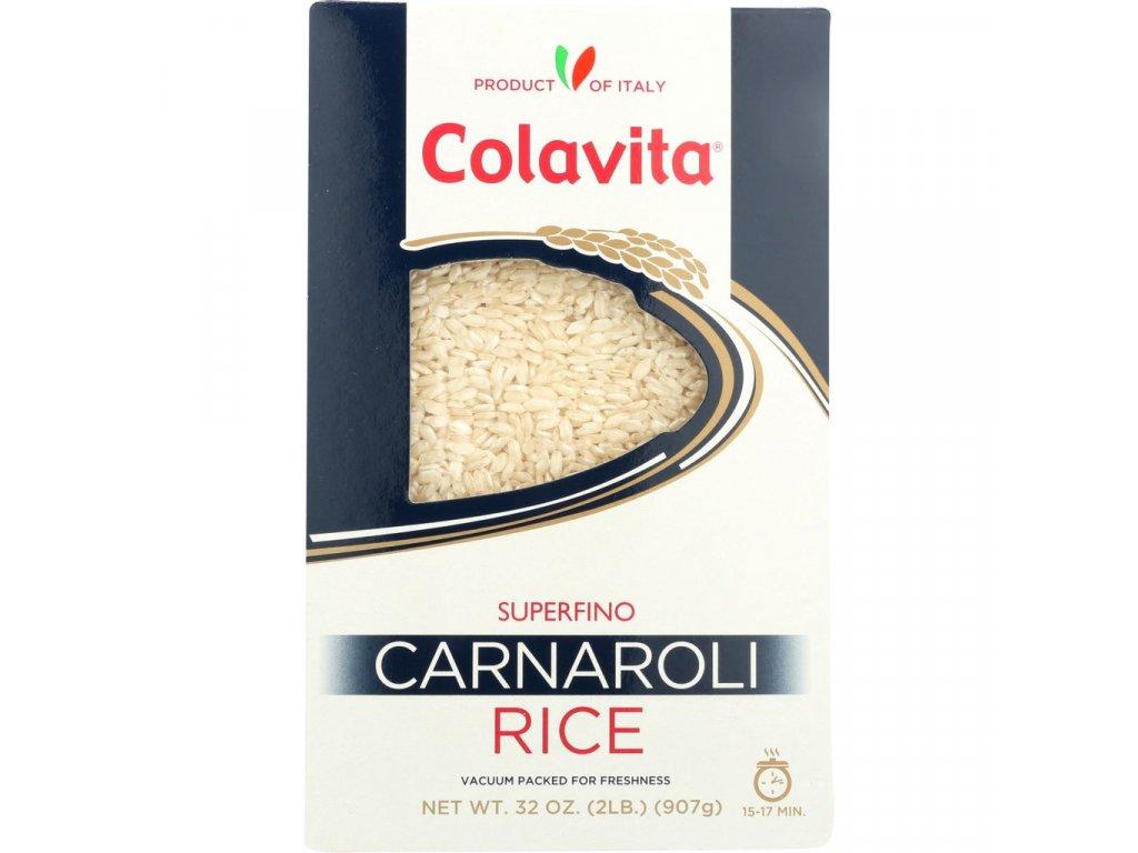 Rýže rizoto - Carnaroli 1000g Colavita IT
