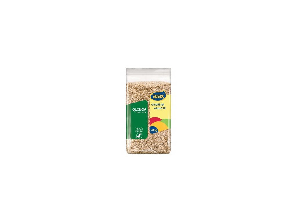Quinoa bílá, semínka 200g Arax