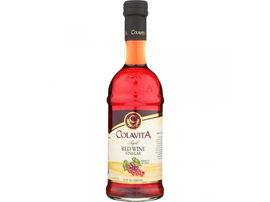 Vinný ocet červený Colavita IT - 500ml SKLO