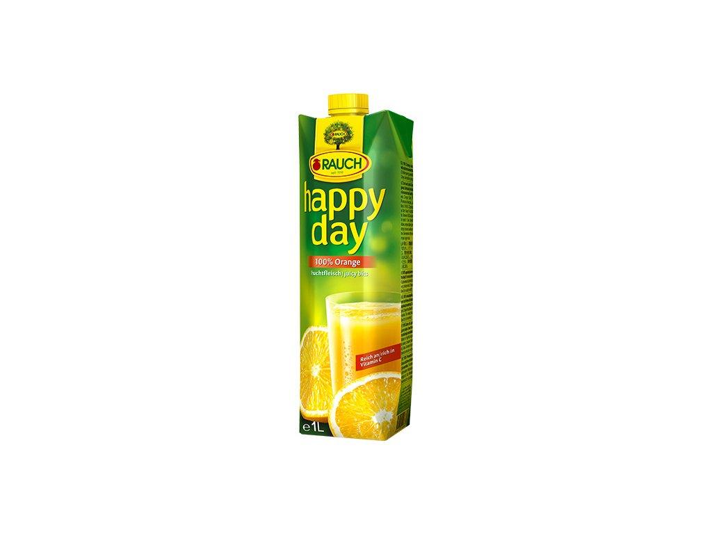 Džus pomeranč s dužinou Happy Day 1000ml