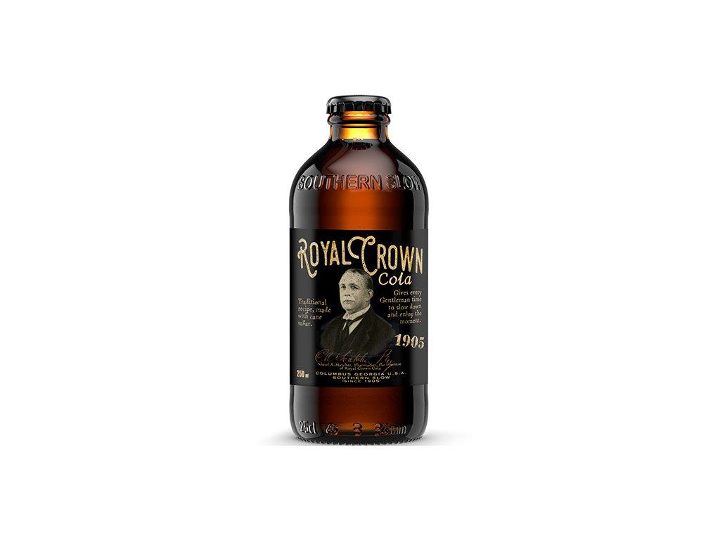 Royal Crown Cola Classic 0,25 SKLO - 24ks