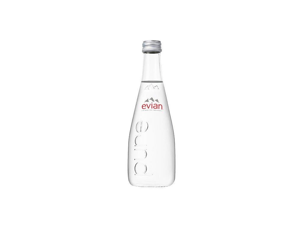 Voda 0,33 SKLO - 20 ks Evian