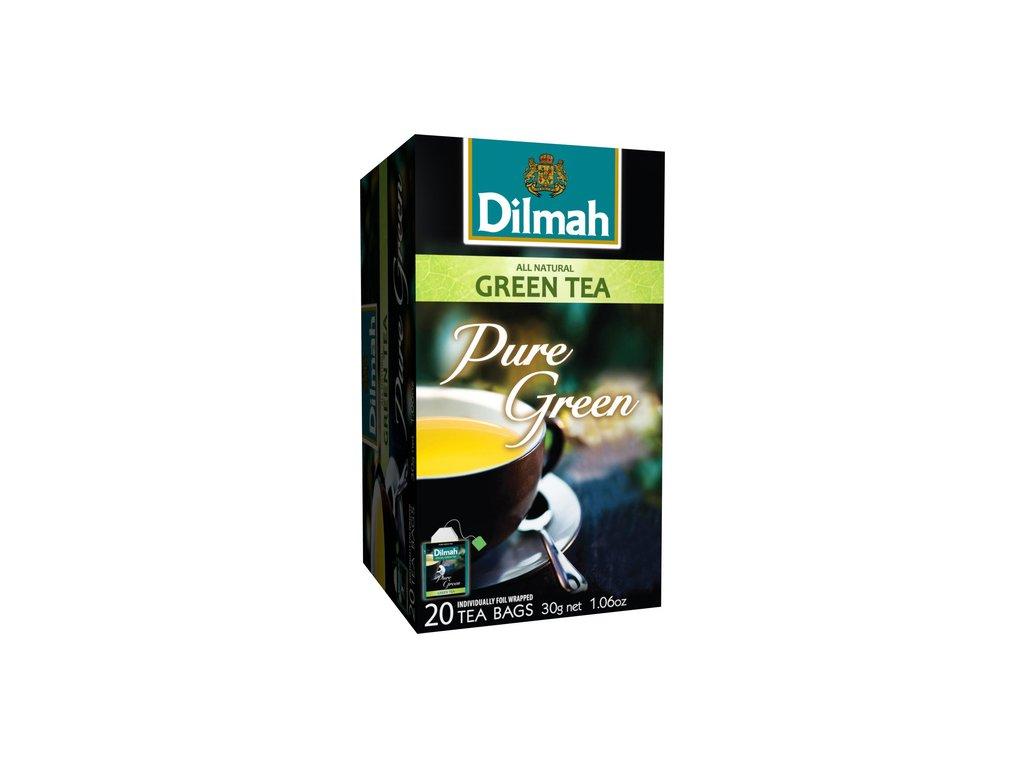 Čaj zelený - 20 sáčků Dilmah