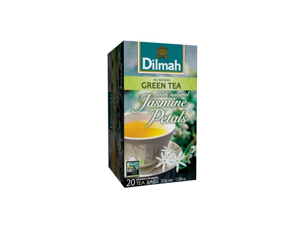 Čaj zelený jasmín - 20 sáčků Dilmah