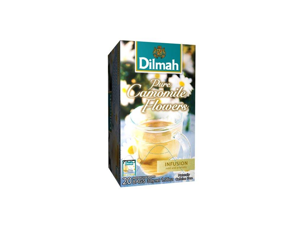 Čaj bylinný heřmánek - 20 sáčků Dilmah