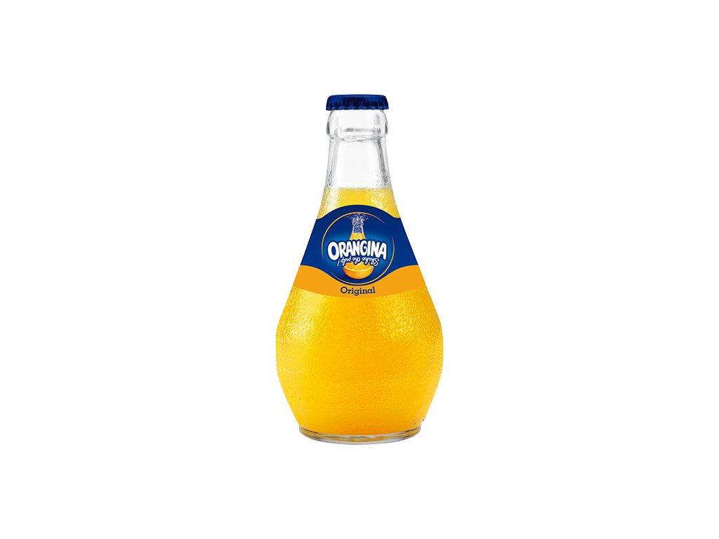 Orangina Original 0,25 SKLO - 24 ks