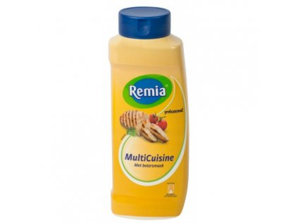 Rostlinný olej - Multi Cuisine 650 ml Remia  - tuba