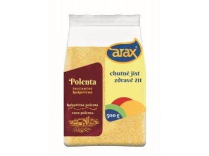 Polenta kukuřičná instantní 500g Arax