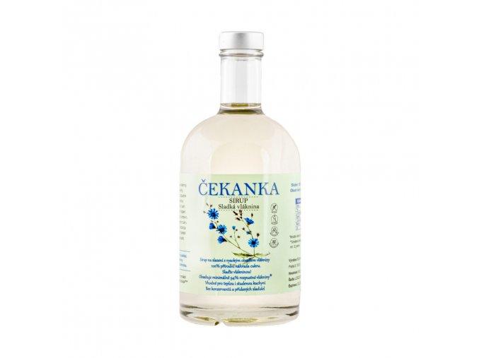 Čekanka - sirup - sladká vláknina 680g/500ml