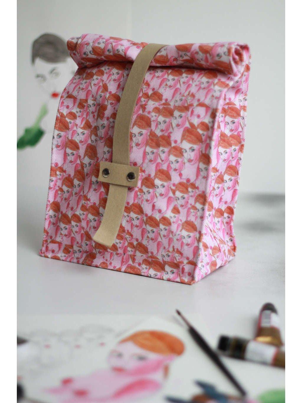 Lunch bag design Nina