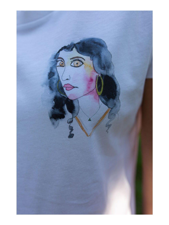 Tričko Fitter design Isabela
