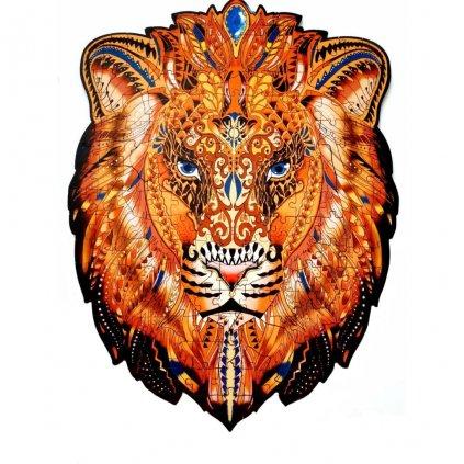 """Puzzle """"Lví král"""""""