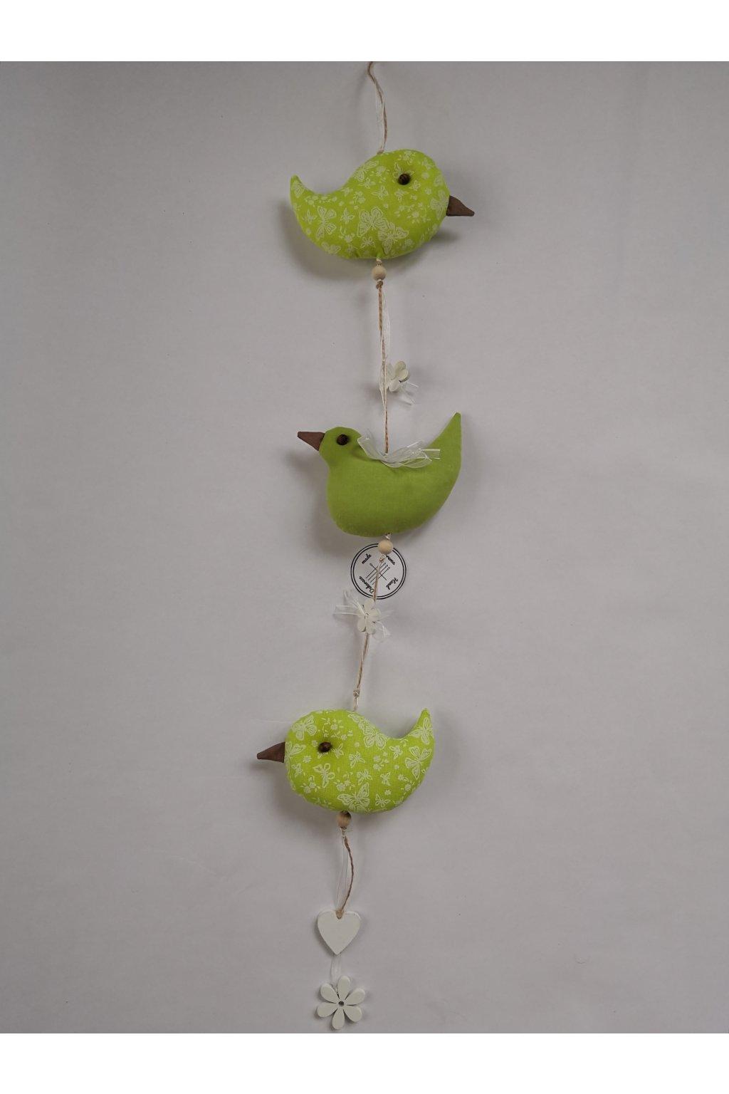 Závěs ptáčci