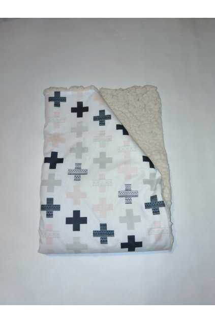 Beránková deka