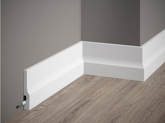 Podlahová lišta QS009