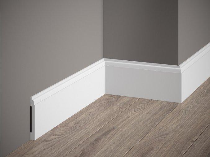 Podlahová lišta MD258 1