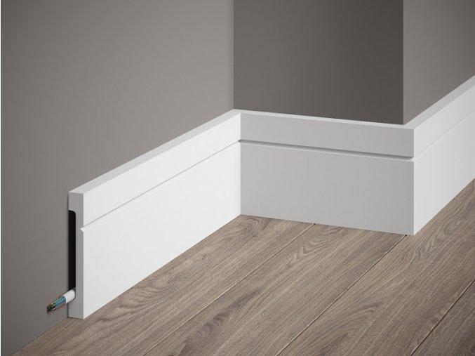 Podlahová lišta MD356 1