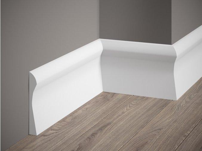 Podlahová lišta QS003 1