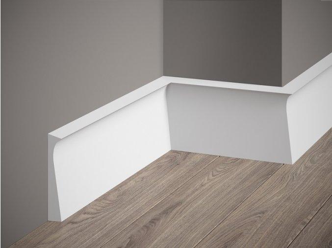 Podlahová lišta QS004 1