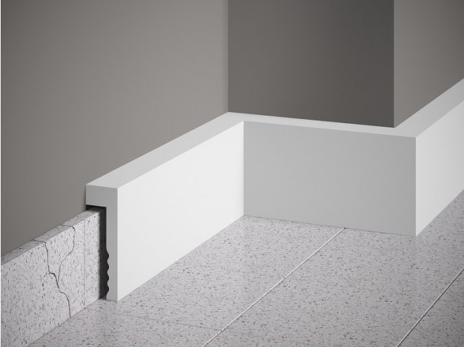 Podlahová lišta MD006 1