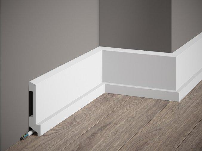 Podlahová lišta MD025P