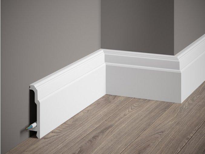 Podlahová lišta MD363