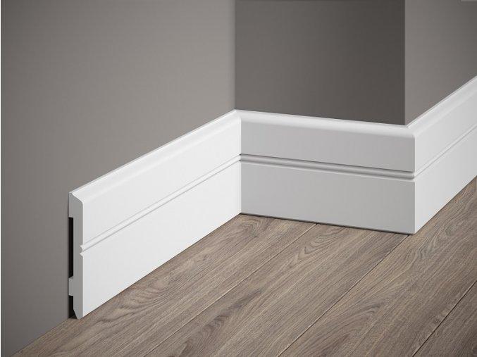 Podlahová lišta MD354