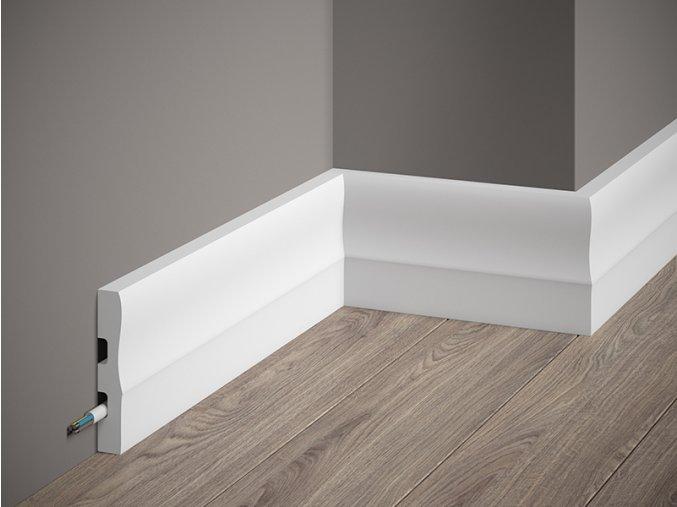 Podlahová lišta QS007