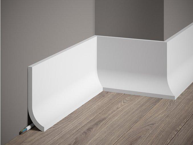 Podlahová / LED lišta QS011