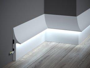 Podlahová lišta QL008P