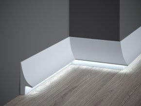 Podlahová lišta QL007