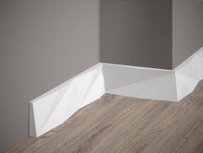 Podlahová lišta QS001