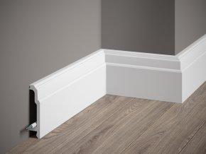 Podlahová lišta MD363P