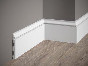 Podlahová lišta MD358P