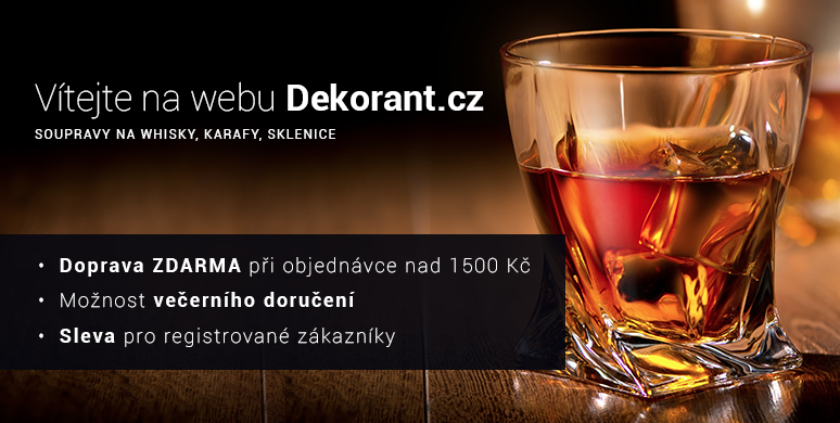 whisky sety