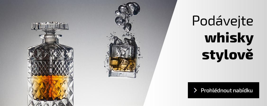 Podávejte whisky stylově
