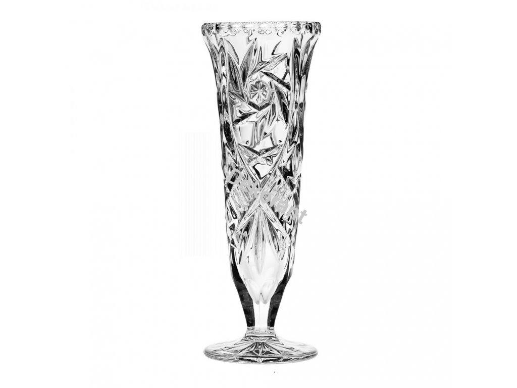 váza crystal bohemia 39000
